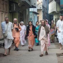 Goswami Maharaj a Vrindavana