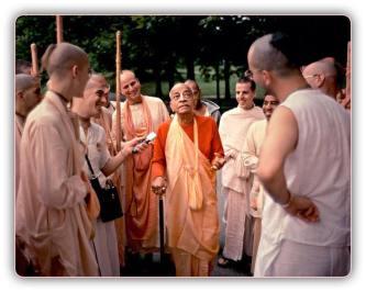 BSGM con Prabhupada