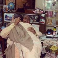 gm with gurudeva