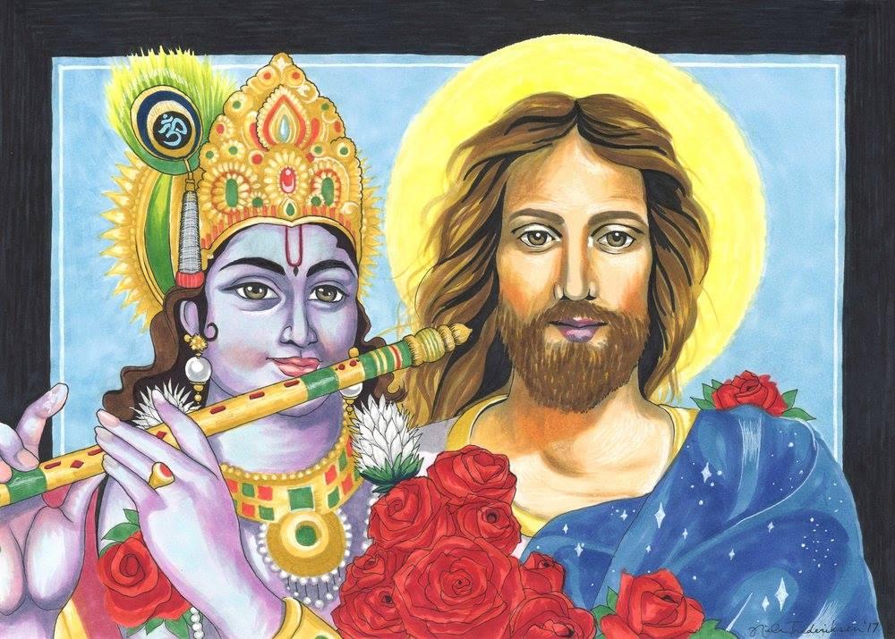 Vaishnavismo e Cristianesimo